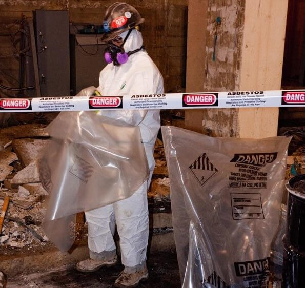 Asbestos Waste Removals Number of Continuous Hours of Exposure Strictly Determined