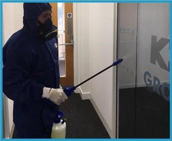 COVID-19 Cleaning & Decontamination Service
