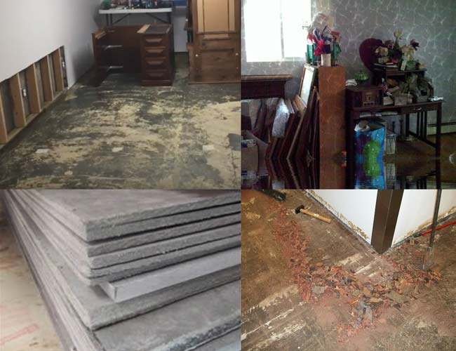 Asbestos Experienced Removals to Help Prevent Hidden Risk in Flood Damaged Properties
