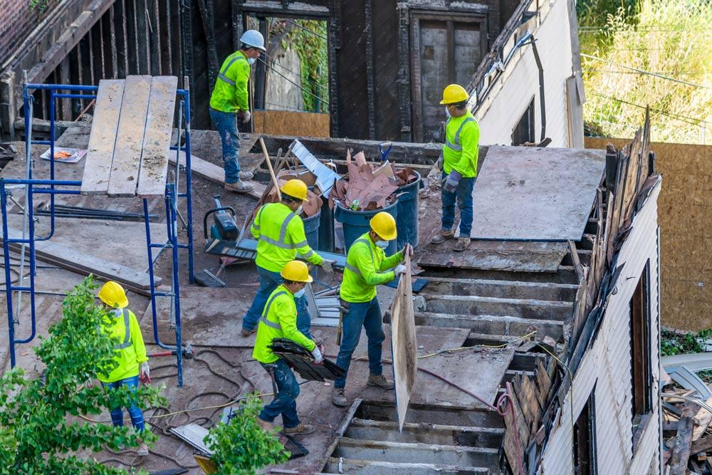 Full Pre-Demolition Asbestos Surveys