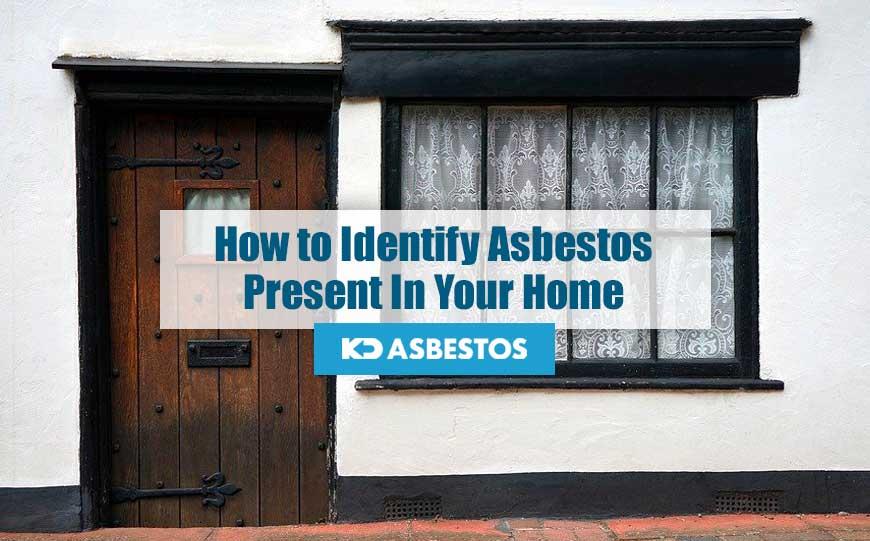 Identify Asbestos